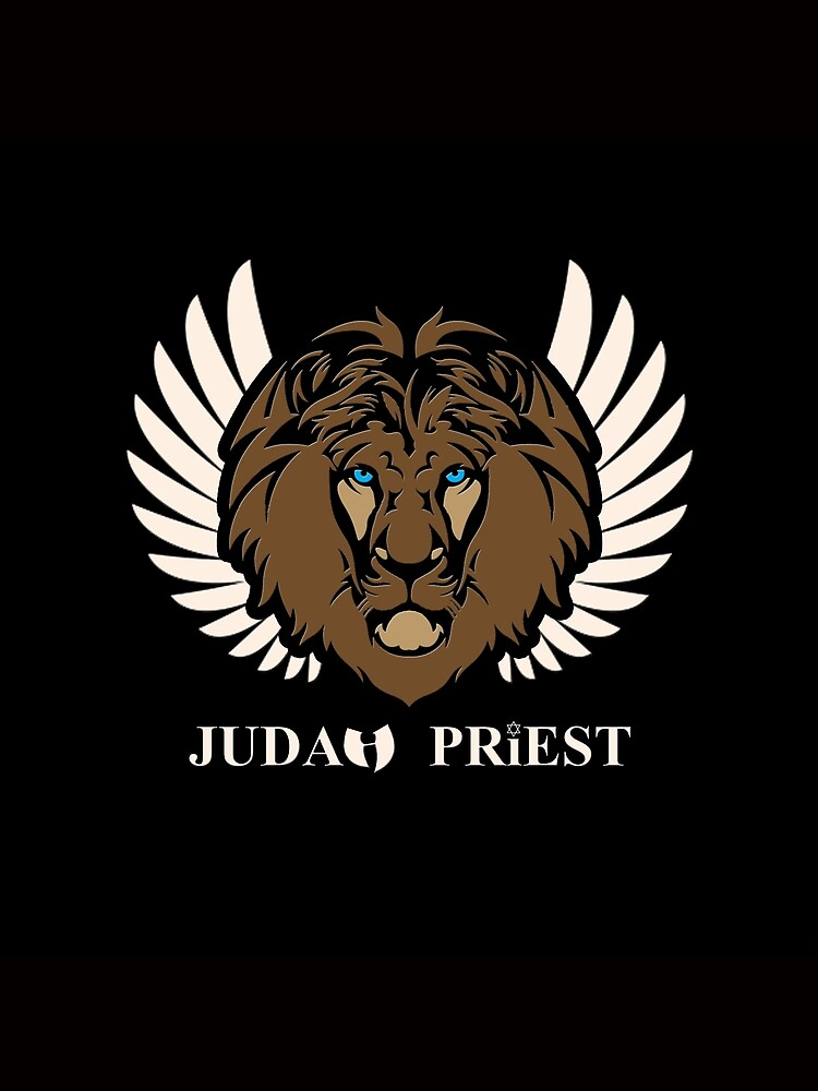 Judah Priest Official  Logo Merch by TeamJudahPriest