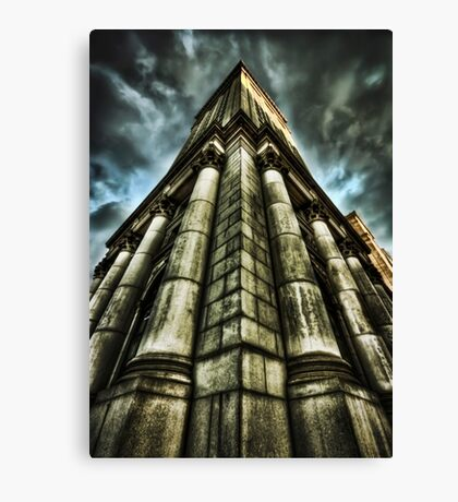 Break On Through Canvas Print
