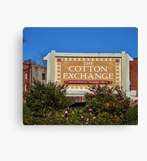 Lovely Place To Shop Canvas Print