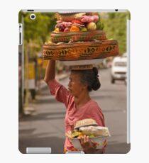 Food Vendor iPad Case/Skin