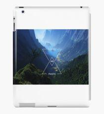 Nature Awaits iPad Case/Skin