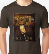 Steampunk Jules Verne T-Shirt