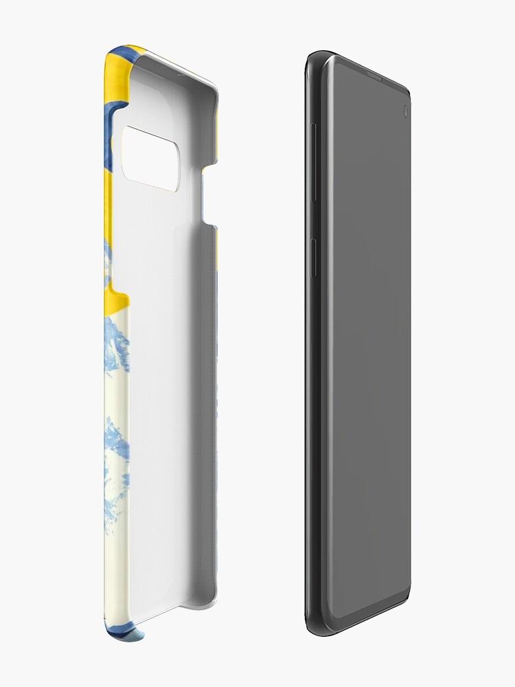 Alternative Ansicht von Portillo, Chile, Ski Poster Hüllen & Klebefolien für Samsung Galaxy