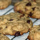 Orange Chocolate Chip Cookies by FrankieCat