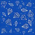 Diamonds (2017) by Denise Abé