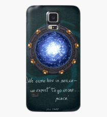 Stargate quote Case/Skin for Samsung Galaxy