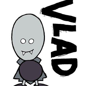 Little Odd Lots - Vlad by prezofmoon