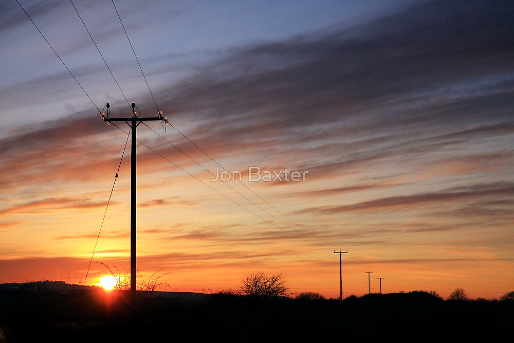 Wires. by Jon Baxter