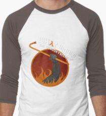 What would Dr. Gordon Freeman do? - Half Life Men's Baseball ¾ T-Shirt