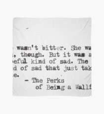 Wallflower Scarf