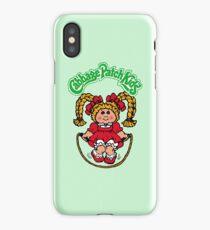 Cabbage Patch Kids iPhone Case/Skin