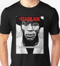 Yassin Def #STAYBLACK T-Shirt