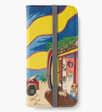 Bronco and Surf Shack iPhone Wallet