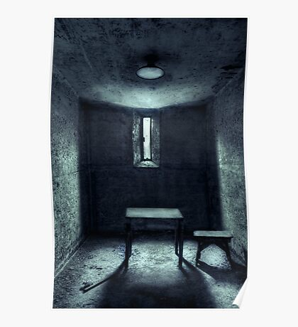 The House Of A Locked Mind Poster