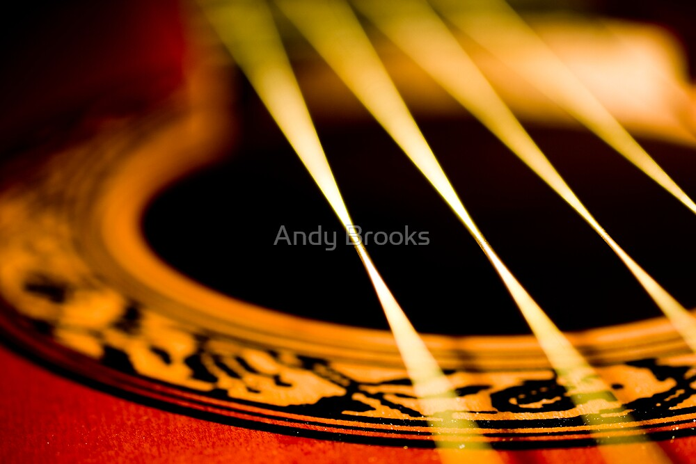 Rattle and Strum by Andy Brooks