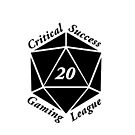 Critical Success Gaming League by Christopher Myers