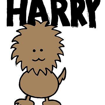 Little Odd Lots - Harry by prezofmoon