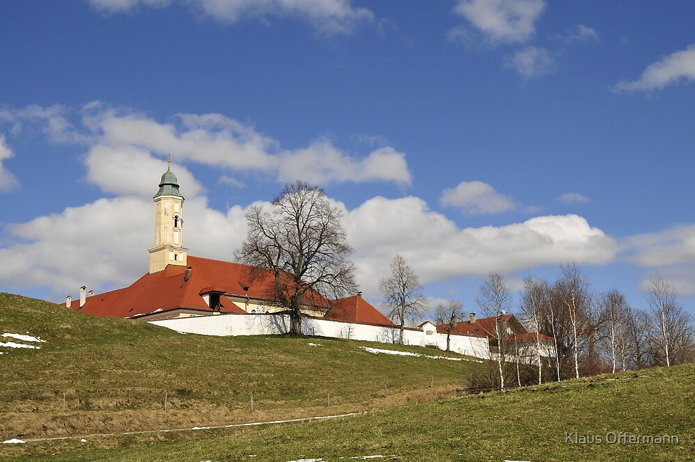 Reutberg by Klaus Offermann