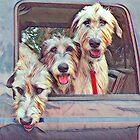 3 Girls - Ready to GO! by DigiDog Designs