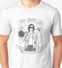 Julian Casablancas (Black & White) T-Shirt
