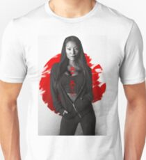 Asa Akira (あさ あきら) Asian Goddess Slim Fit T-Shirt