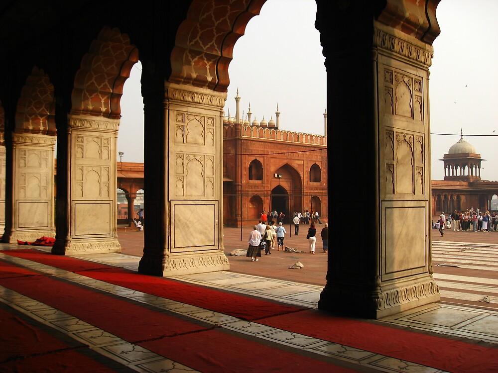 Jama Masjid by mypics4u