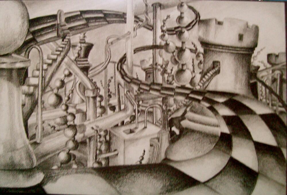 Endless Space by MegJay