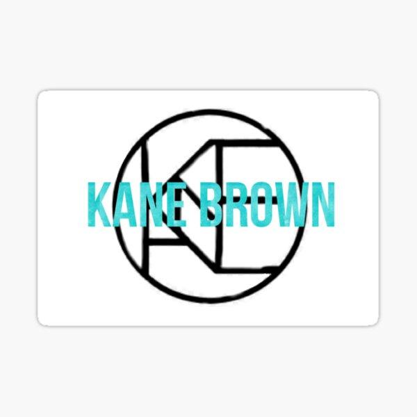 Kane Brown Sticker