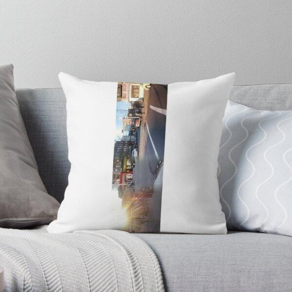 Phantasmagoria Throw Pillow