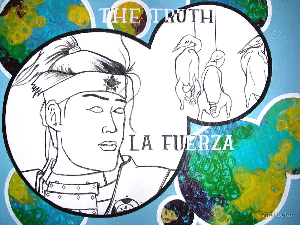 the truth y la fuerza by smallwater
