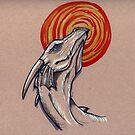 Dragon Sun by Nina Bolen
