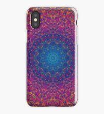 Mandala 7 Color Version B iPhone Case/Skin