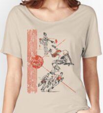 Camiseta ancha para mujer Vintage Pee Chee