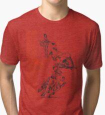 Vintage Pee Chee Tri-blend T-Shirt