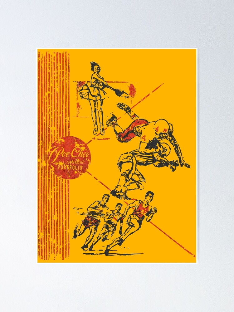 Alternate view of Vintage Pee Chee Poster