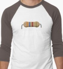 Resistor: Funny Engineering Pun T-Shirt T-Shirt