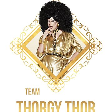 Team Thorgy Thor All Stars 3 - Rupaul's Drag Race by covergirl