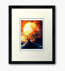 Remembering Tatooine Framed Print