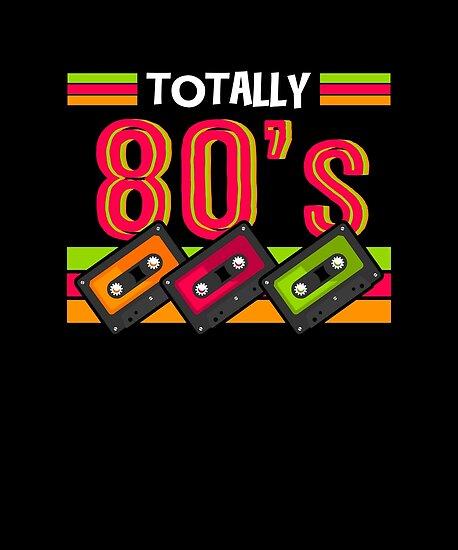totally 80s 80s theme gift 80s neon tshirt rad dad shirt 80s