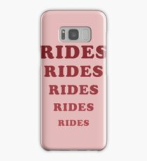 Adventureland - Rides Samsung Galaxy Case/Skin