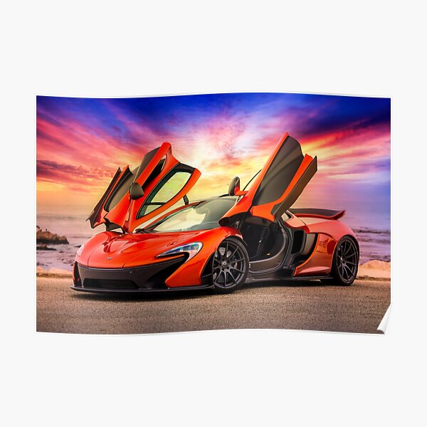 Epic Roadcar, Epic Sunset Poster