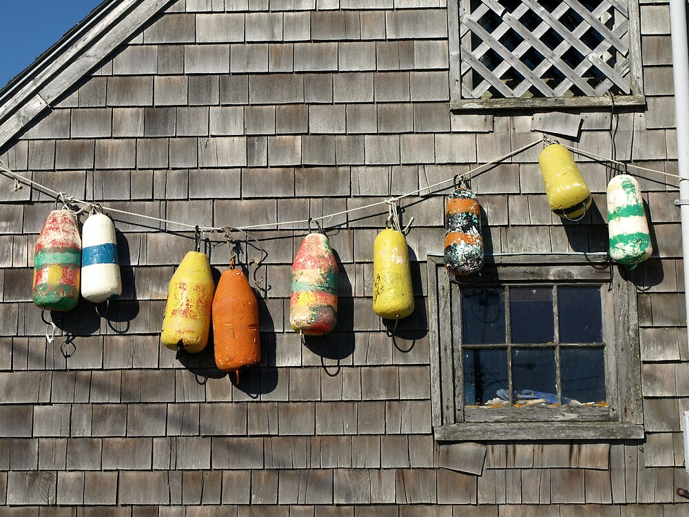 Buoys by feldore