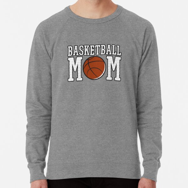 Basketball Mom Mommy Mama Sports Bball Mother/'s Day  Hoodie Pullover