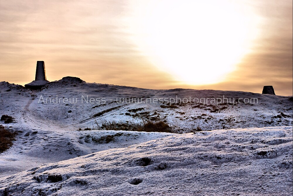 When Warmth Meets Cold by Andrew Ness - www.nessphotography.com