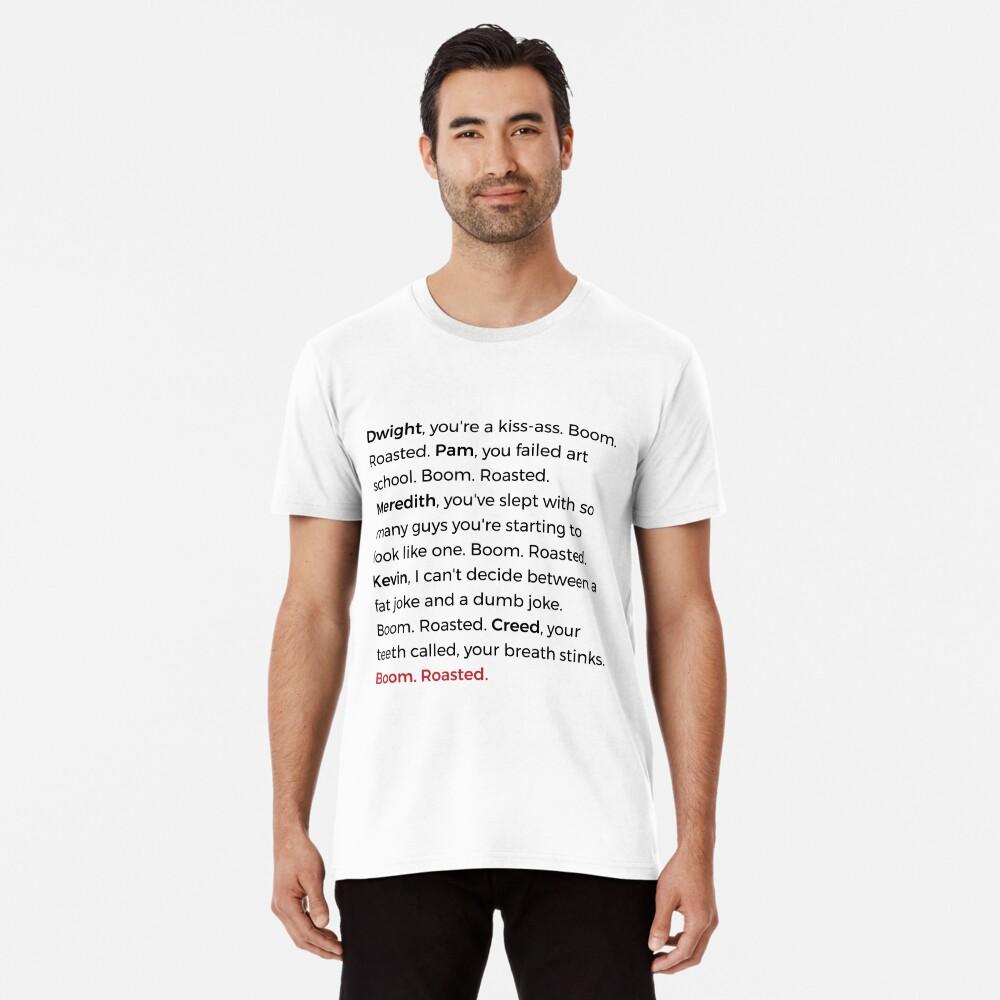 Das Büro - Boom. Geröstet. Premium T-Shirt