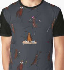 Roaches Graphic T-Shirt