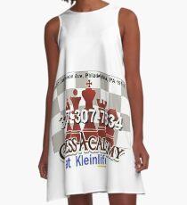 Chess Academy A-Line Dress