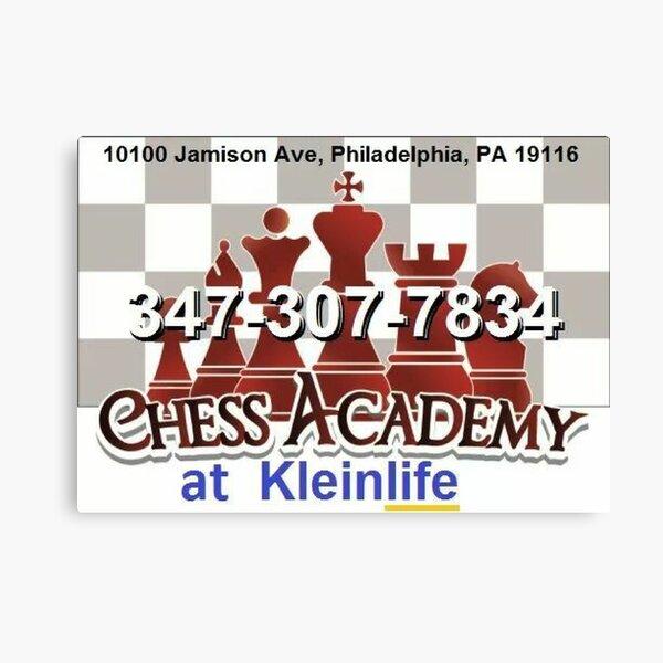 Chess Academy Canvas Print