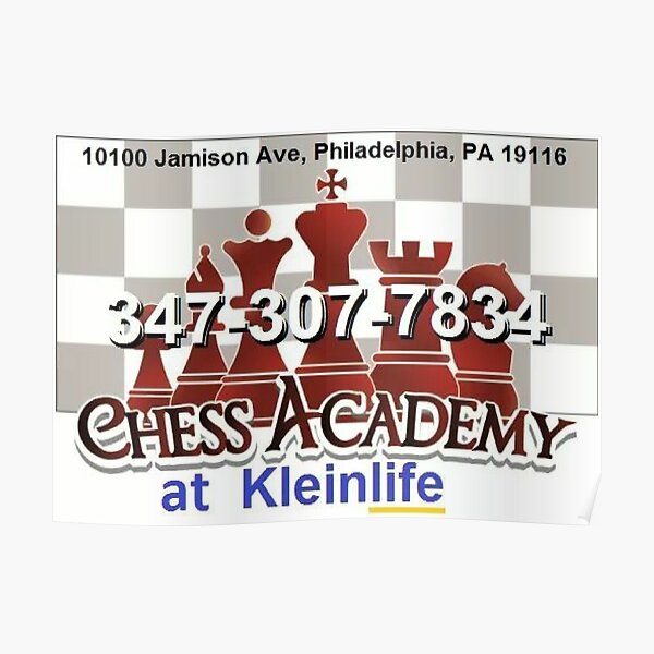 Chess Academy Poster
