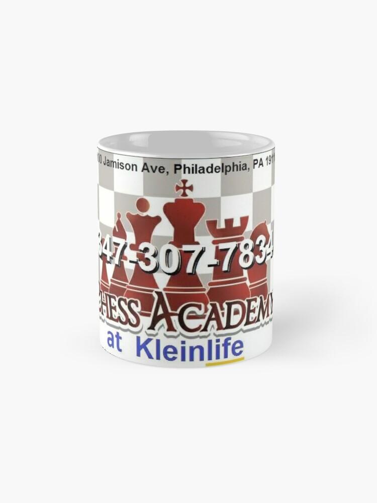 Alternate view of Chess Academy Mug